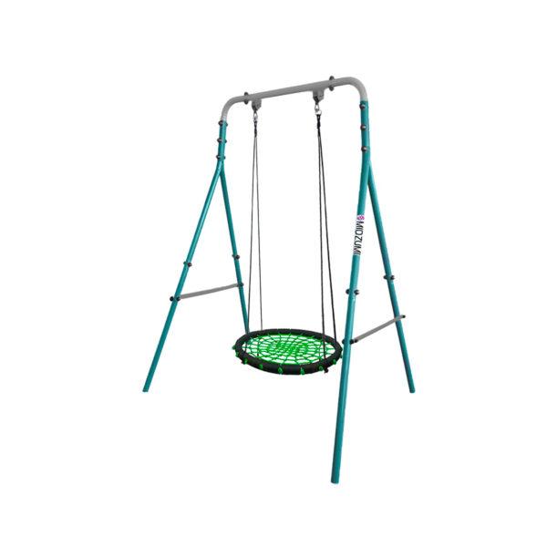 Уличные качели Midzumi Satoru Large L (Гнездо среднее зеленое)