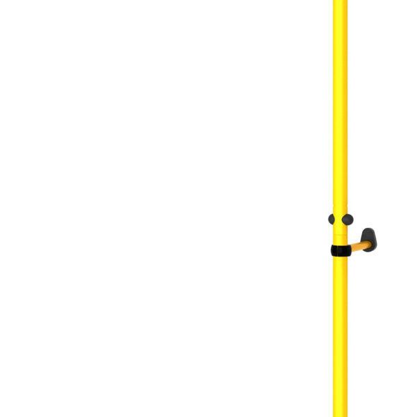 """Стойка ДСК """"Карусель"""" (жёлтый) к стене ДСКМ 1С-8.02-44"""